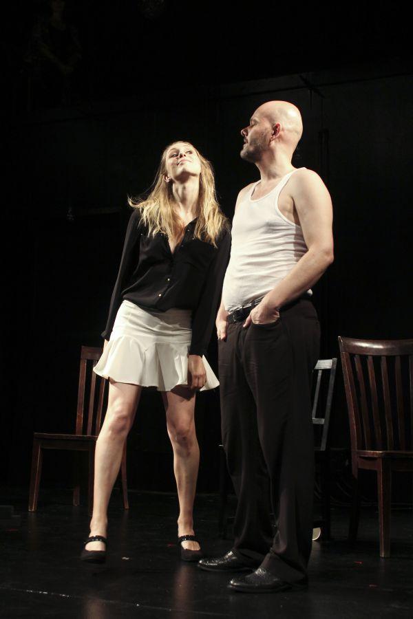 Rikke Lylloff in Bastard Of Strindberg
